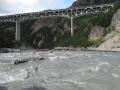 Rafting on the Nenana River DSCF0122