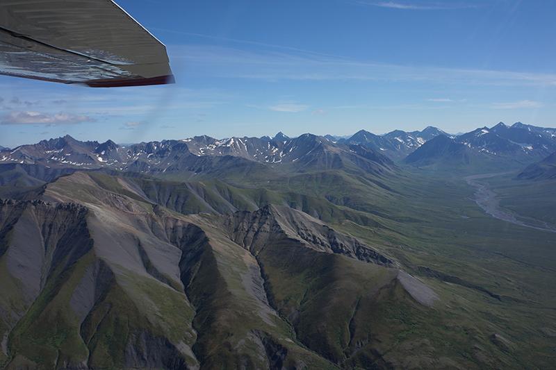 Over Denali National Park DSC09451
