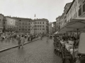 Dining On Piazza Navona Rome