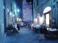 Dining Side Street Siena
