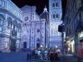 Florence Night Dining Near Duomo