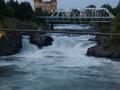 Bridge Over Spokane River