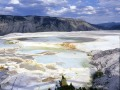 Mineral Springs Yellowstone