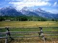 Tetons Fence