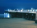 Crystal Pier Pacific Beach At Night
