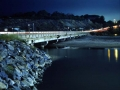 Highway 101 Del Mar To Solana Beach At Night