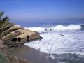 LaJolla Cove High Surf