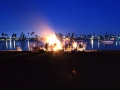 Mission Bay BonFire