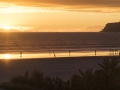 View of Point Loma From Hotel Del Coronado