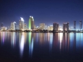 San Diego Night 2003 From Coronado