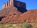 Red Rock Blue Sky NearMoabUtah