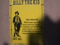 Billy the Kid Poster New Mexico