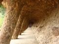 In Gaudi Park Barcelona