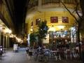 Valencia Cafe At Night