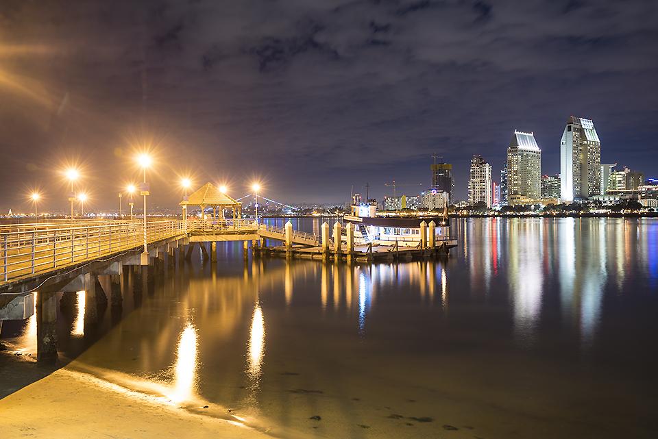 San Diego From Coronado Dec 2016